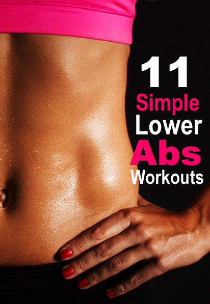 lower abs workout videos