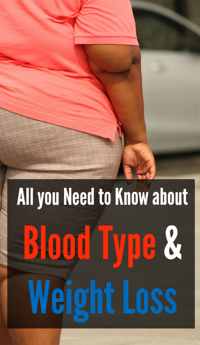 blood type and weight loss