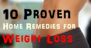 10 Proven Home Remedies to Lose fat