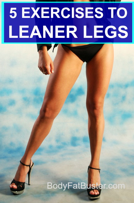 5 Moves to Leaner Legs