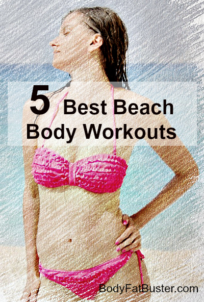 5 Most Effective Step by Step Summer Abs Exercises
