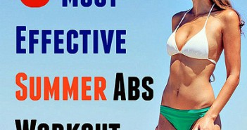 5 most effective summer abs workouts