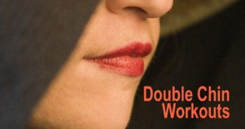 double chin workouts