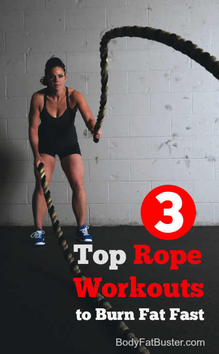 3 top rope workouts to burn fat fast