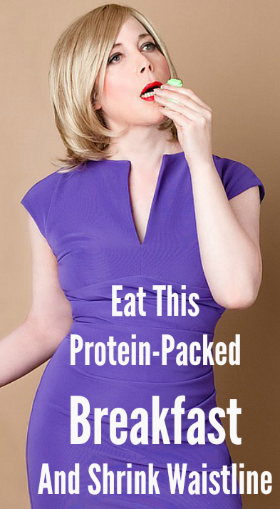 eat this protein packed breakfast and lose weight