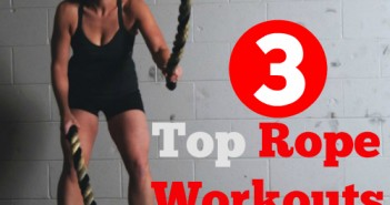 top rope workout to melt fat fast