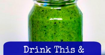 Drink This At Night and Lose Belly Fat While Sleeping