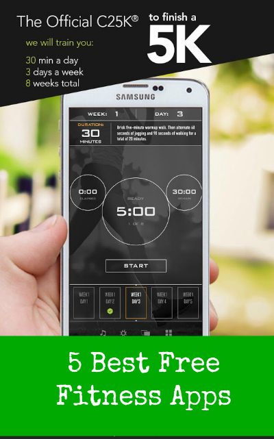 download c25k best free fitness app