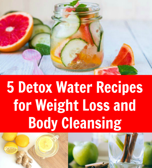 body cleanse detox weight loss