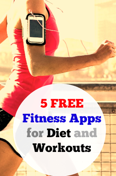 5 free fitness apps