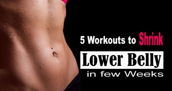 5 killer workouts for losing belly fat -1