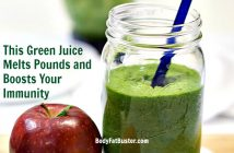 This Green Juice Melts Pounds and Boosts Immunity