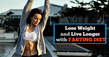 fasting diet for flat stomach